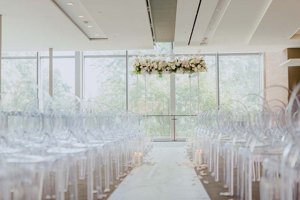 An Opulent Wedding At The Royal Conservatory Of Music - chair