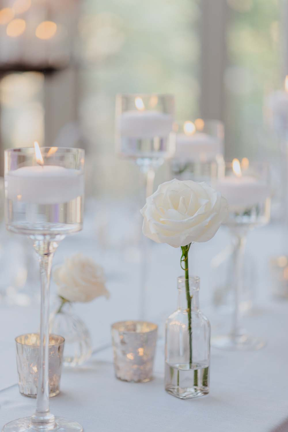 An Opulent Wedding At The Royal Conservatory Of Music - rose