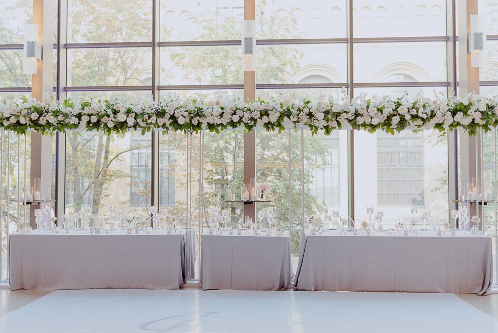 An Opulent Wedding At The Royal Conservatory Of Music - dance floor