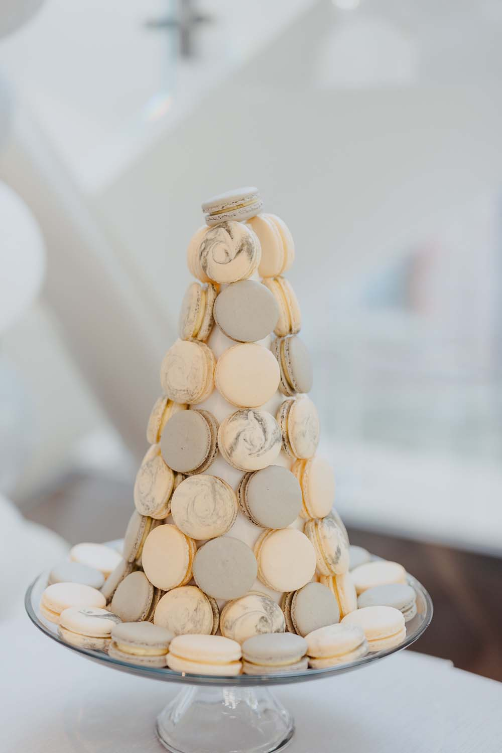 An Opulent Wedding At The Royal Conservatory Of Music - macarons