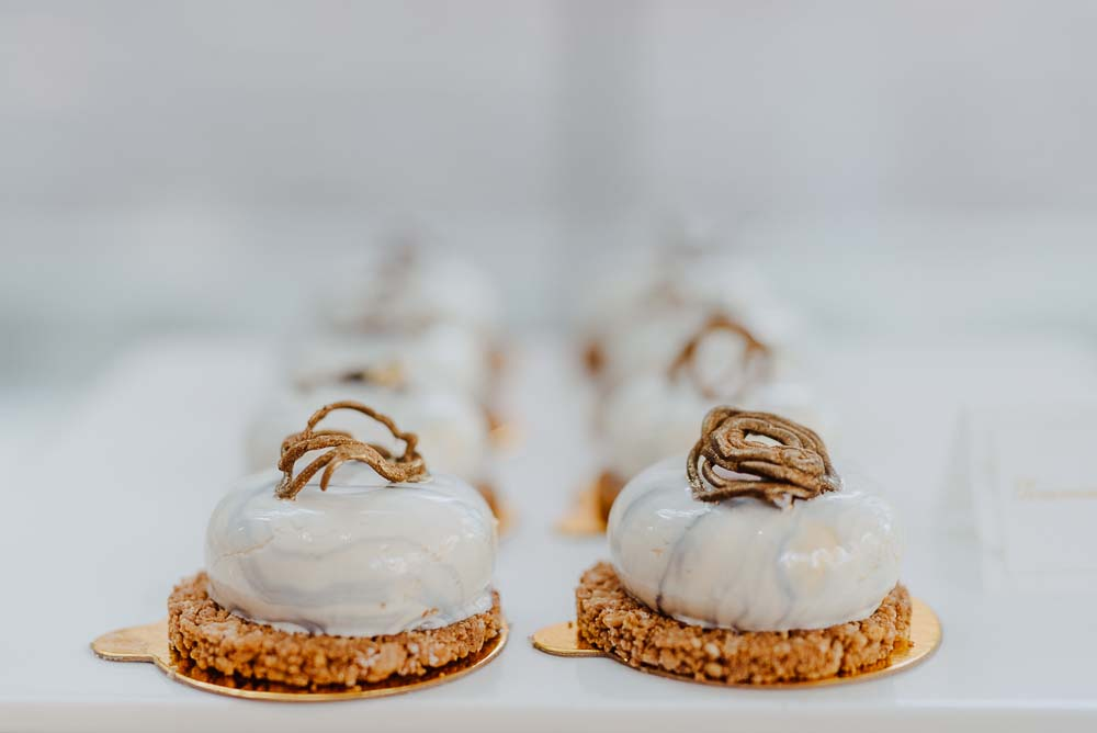 An Opulent Wedding At The Royal Conservatory Of Music - treats