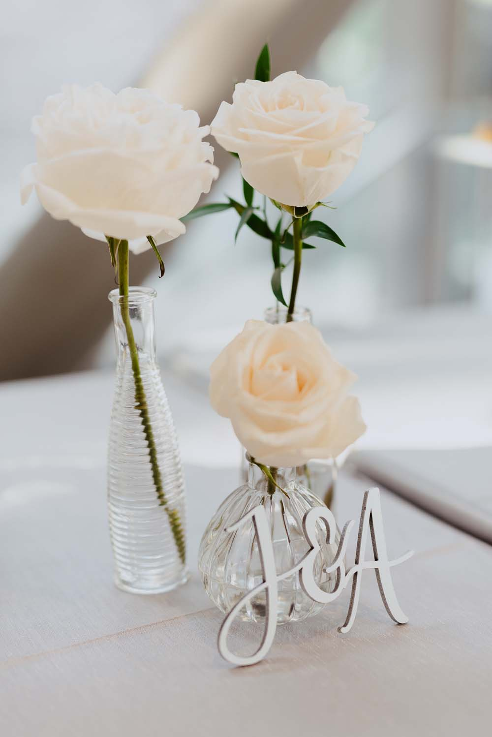 An Opulent Wedding At The Royal Conservatory Of Music - roses