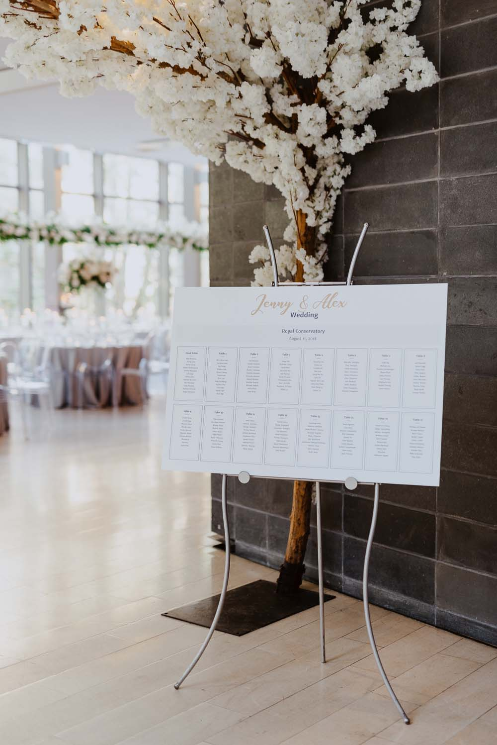 An Opulent Wedding At The Royal Conservatory Of Music - stationery