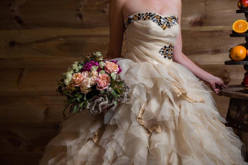 This Styled Shoot Was Inspired By Medieval Royalty - Dress