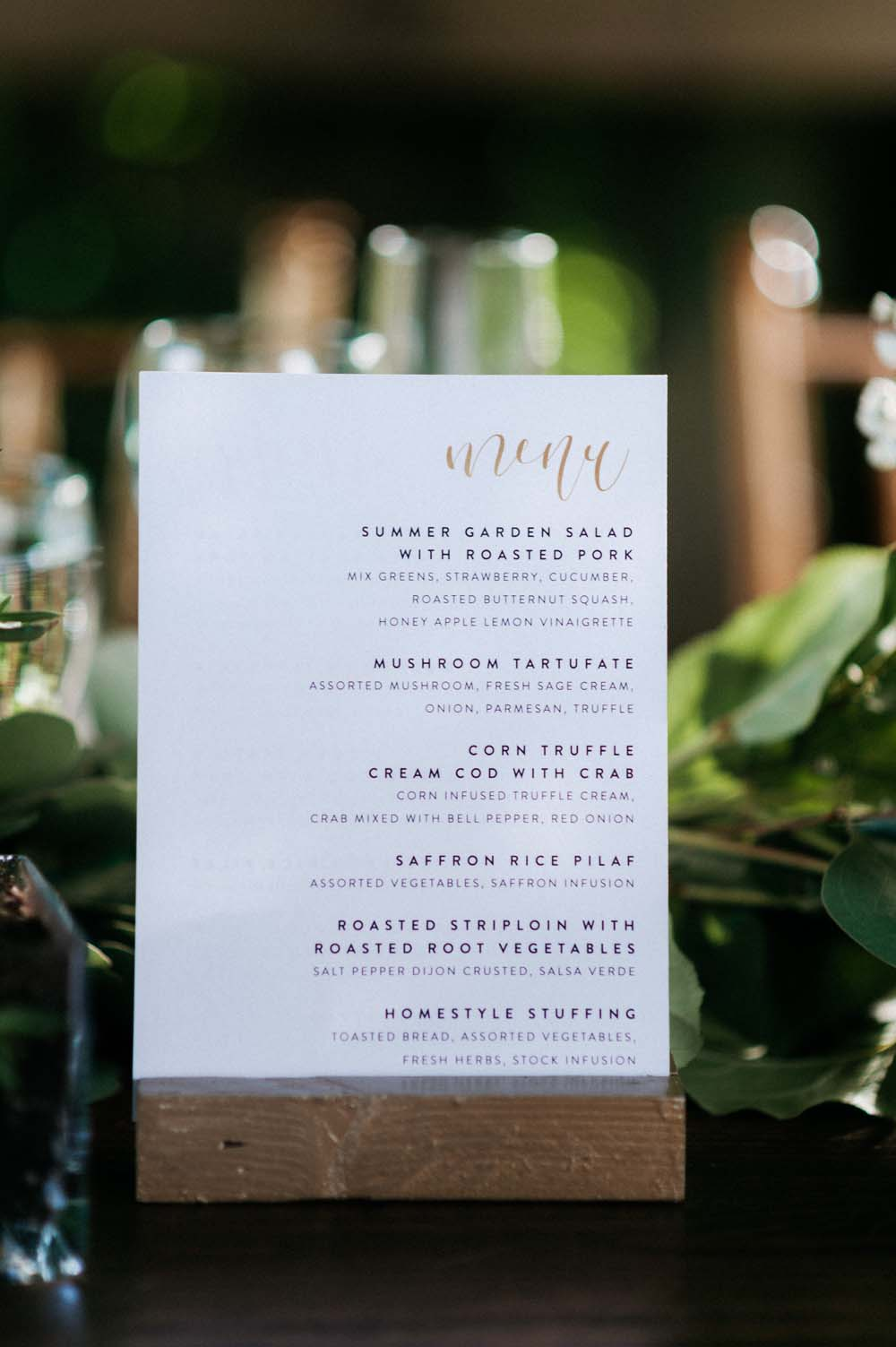 A Multicultural Wedding At The UBC Botanical Garden in Vancouver - decor