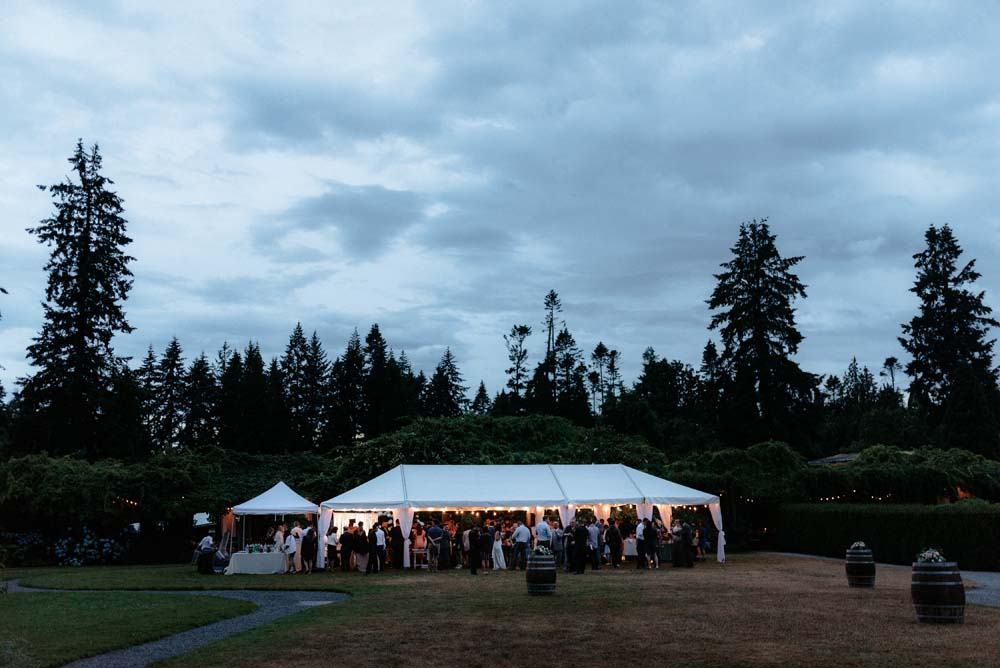 A Multicultural Wedding At The UBC Botanical Garden in Vancouver - venue