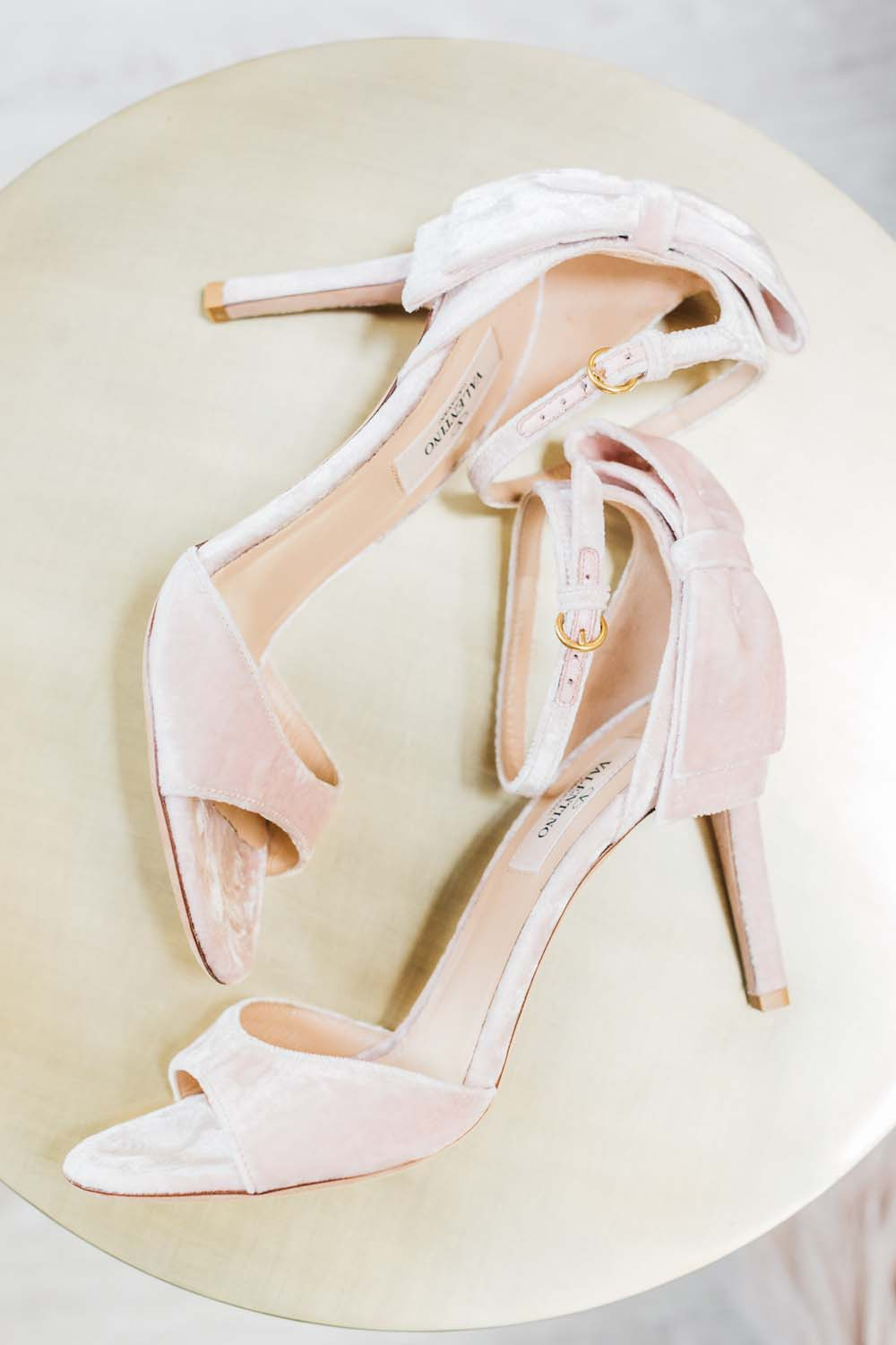 A Bright and Airy September Wedding in Toronto, Ontario - Bride's Shoes