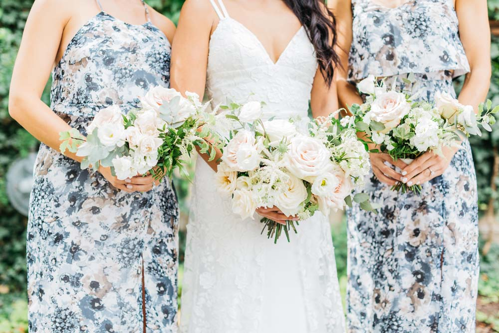 A Bright and Airy September Wedding in Toronto, Ontario - Bouquets