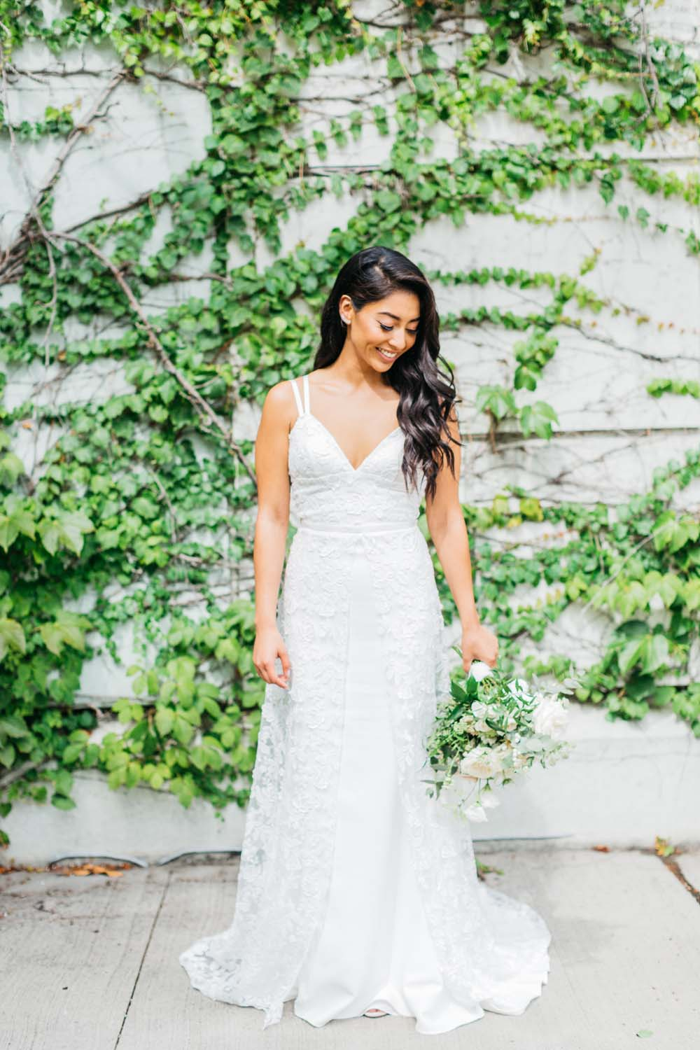 A Bright and Airy September Wedding in Toronto, Ontario - Bride