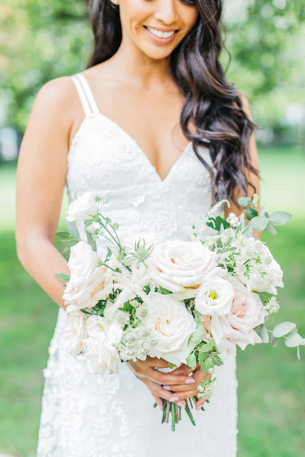A Bright and Airy September Wedding in Toronto, Ontario - Bride's Bouquet