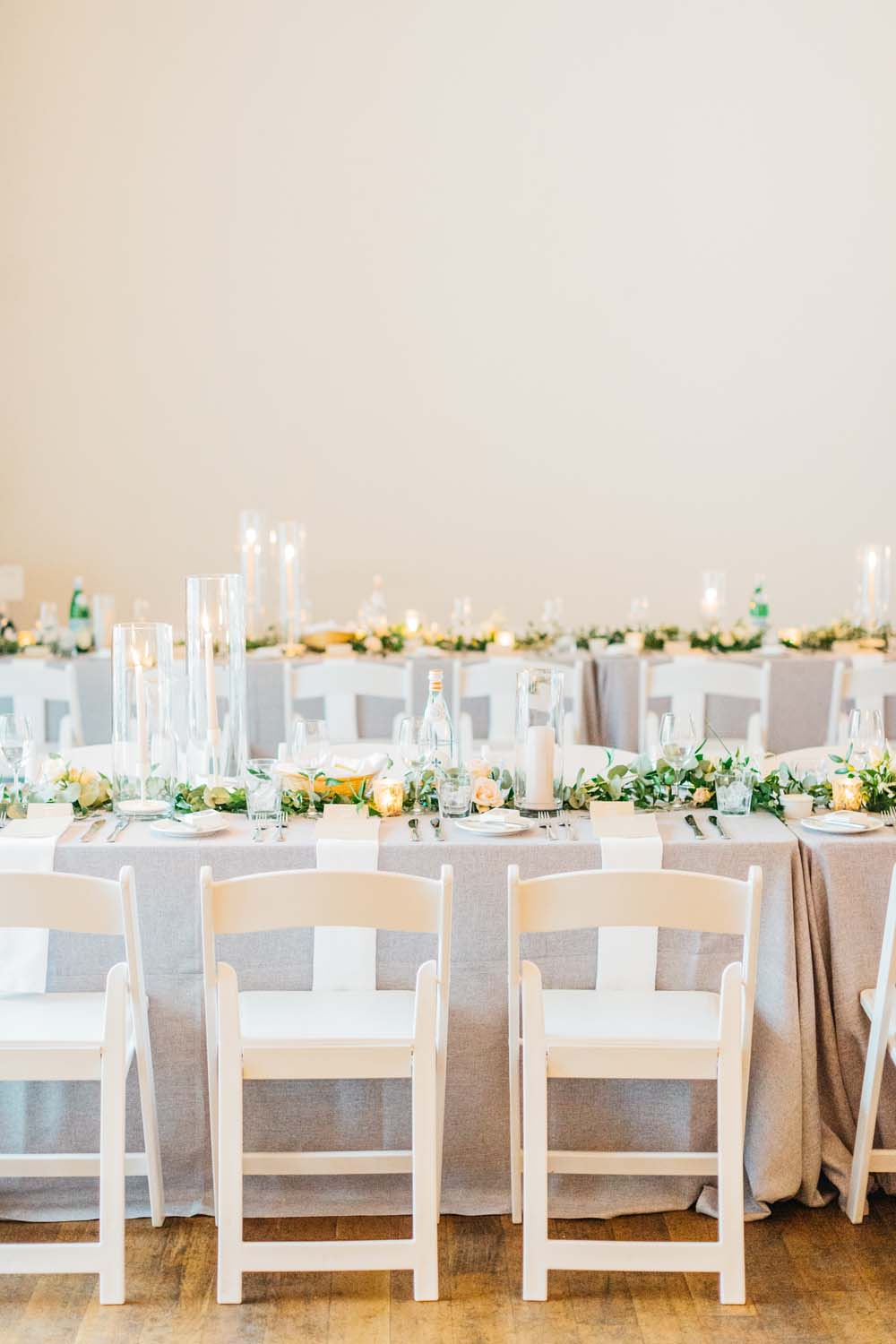 A Bright and Airy September Wedding in Toronto, Ontario - Tablescape