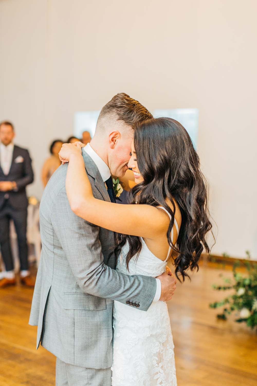 A Bright and Airy September Wedding in Toronto, Ontario - First Dance