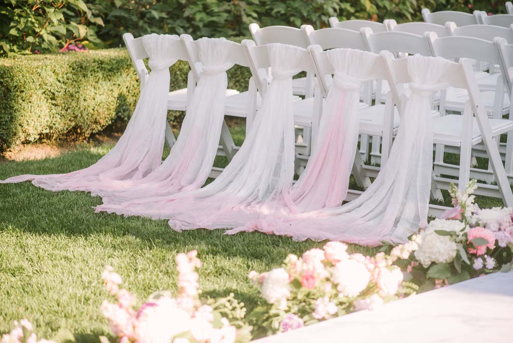 Every Single Detail You Need For A Valentine's Day Inspired Wedding - Chairs