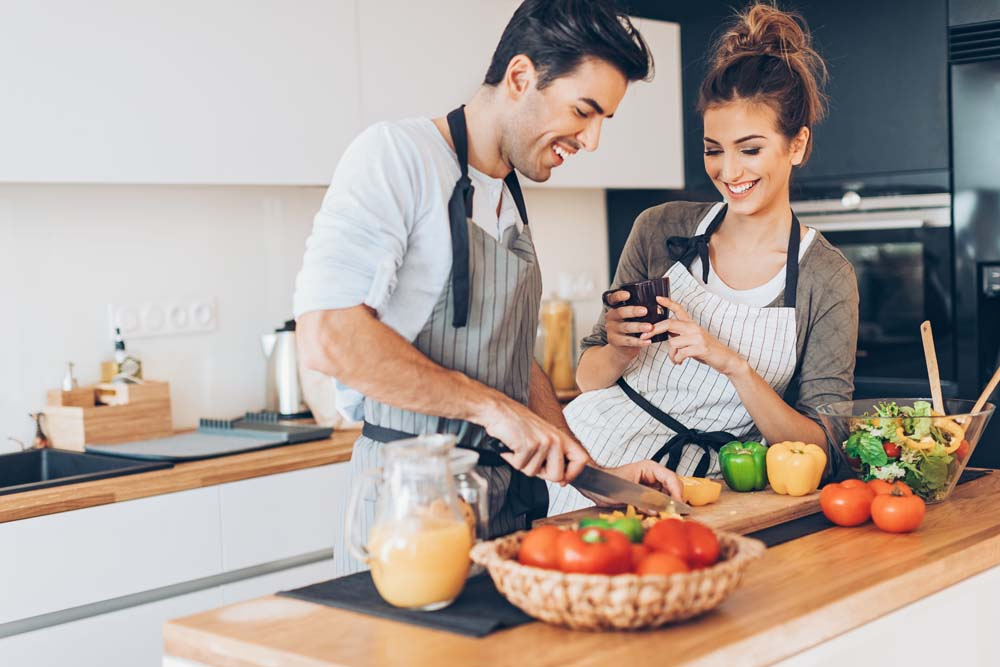 Cooking Together:  Free Alternatives to Therapy to Help Your Relationships