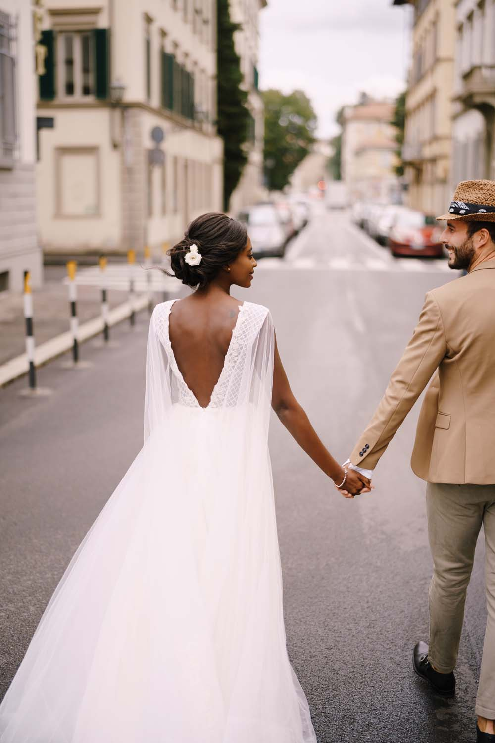 Wedding Hair Tips For Brides With Afro-Textured Hair