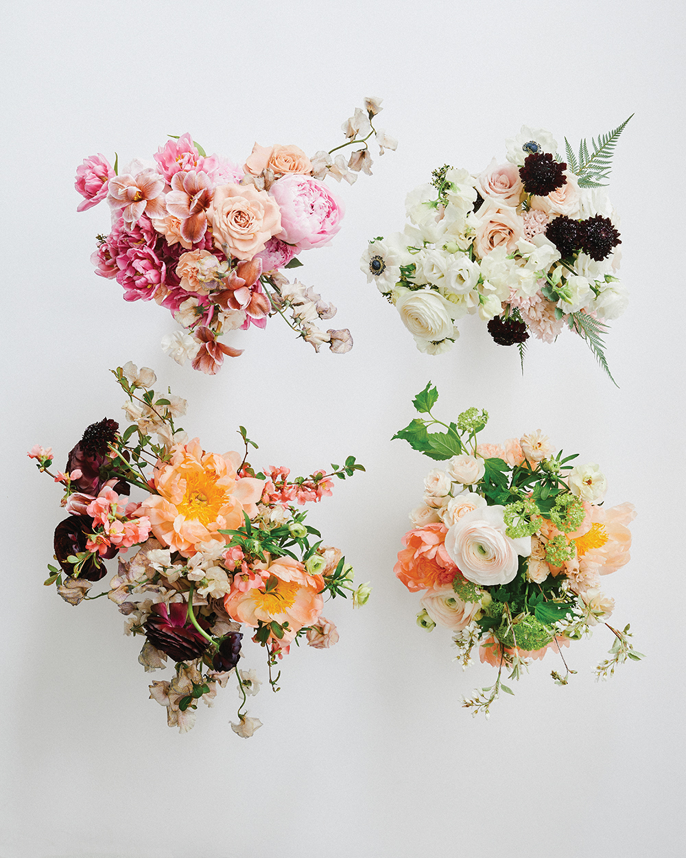 Bold And Beautiful Bouquets Are The Biggest Wedding Floral Trend Weddingbells
